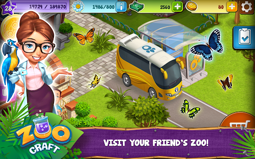 Download ZooCraft APK for Android Kitkat
