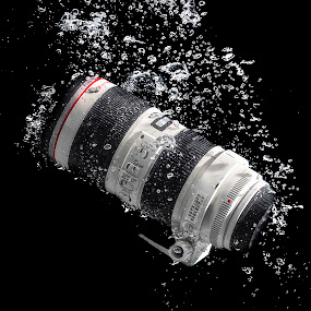 Destoying the Lens! by Israr Shah - Products & Objects Technology Objects