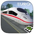 Game Euro Train Simulator apk for kindle fire