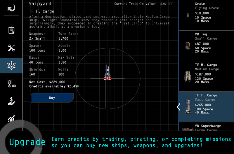 Space RPG 3 Screenshot 2
