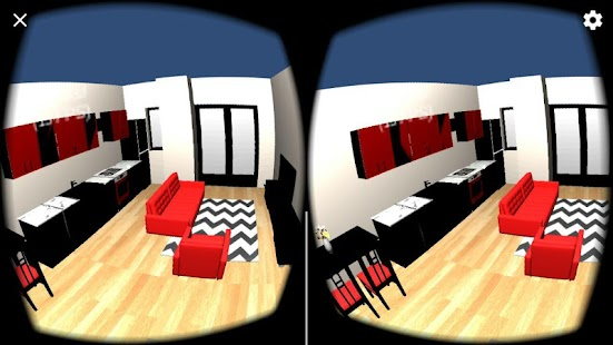 VR Apartment screenshot for Android