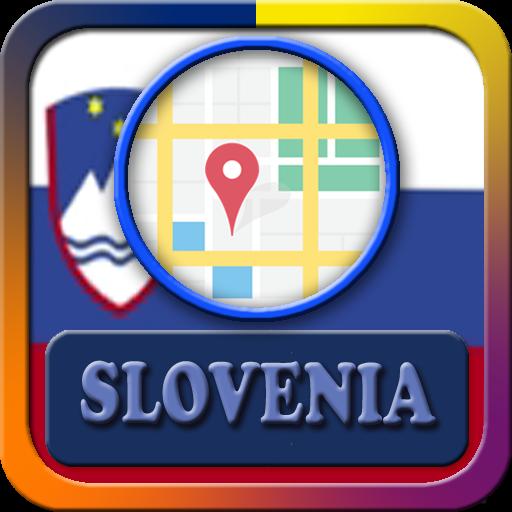 Android aplikacija Slovenia Maps and Direction na Android Srbija