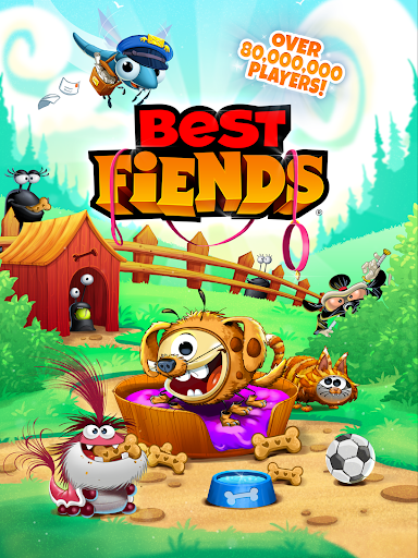 Best Fiends - Puzzle Adventure screenshot 11
