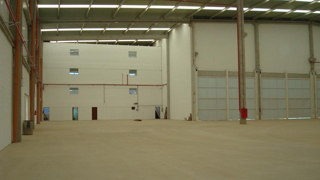 Galpão  industrial para locação, Jundiaí