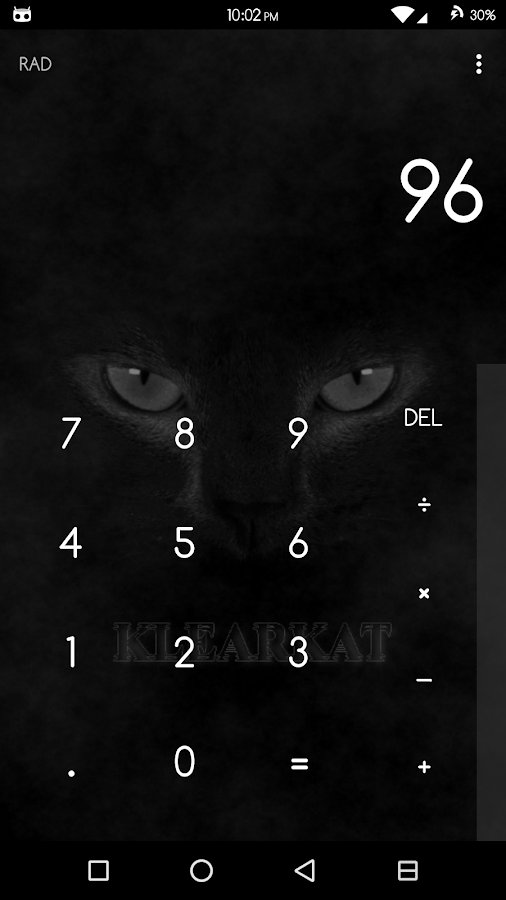 KlearKat Theme CM11/12/13 DU10 Screenshot 18