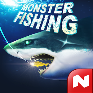 Monster Fishing 2018 New App on Andriod - Use on PC