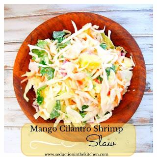 Shrimp Mango Cilantro Recipes