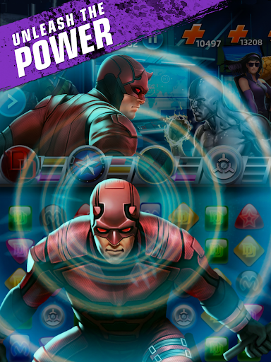 Marvel Puzzle Quest screenshot 12