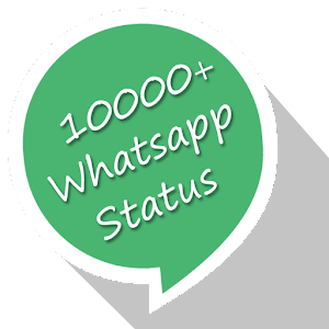 Best whatsapp status 10000+ - Average rating 4.050