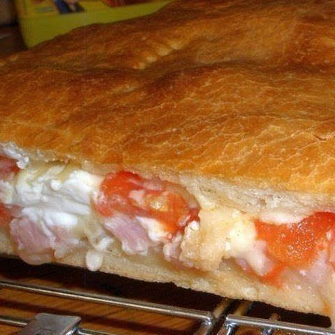 Calzone (closed Pizza)