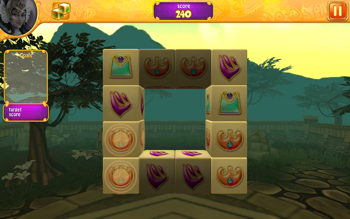 Mahjong Fairy Tiles Screenshot 11