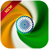 HD Indian Flag Wallpaper APK for Bluestacks