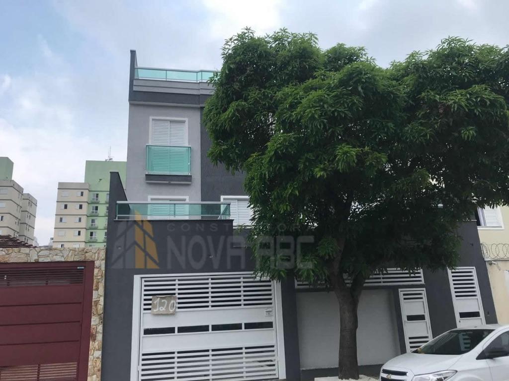 Apartamento Vila Tibiriçá Santo André