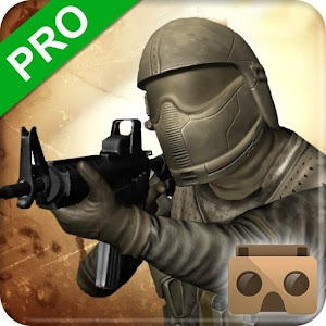VR Urban Commando Shooting Pro