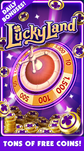 LuckyLand apk screenshot