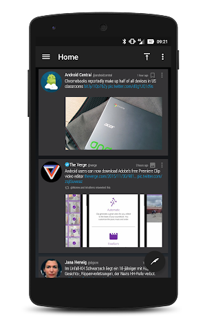 Tweetings for Twitter 1.0.6.3 Patched Apk