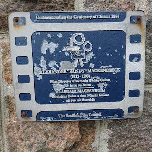 Commemorating the Centenary of Cinema 1996 ALEXANDER