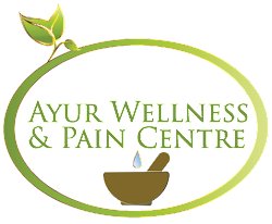 Logo for Ayur Wellness & Pain Centre Birmingham