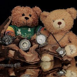 Bear-Watch Season II by Abbey Gatto - Artistic Objects Other Objects