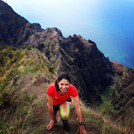 by Maria Conceicao - Sports & Fitness Climbing
