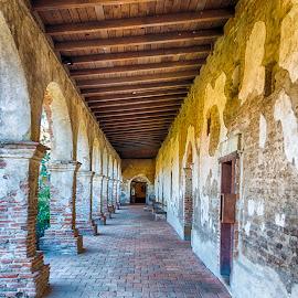 Mission San Juan Capistrano by Craig Turner - Buildings & Architecture Public & Historical ( newprot beach, orange, ca, san juan capistrano, socal )