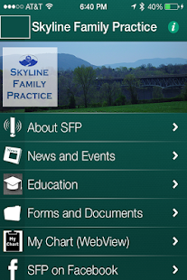 Skyline Family Practice - screenshot
