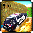 Offroad Jeep Police Driver icon