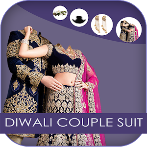 Download Diwali Couple Suit Photo Editor For PC Windows and Mac