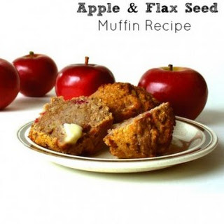 Apple & Flax Seed Muffins
