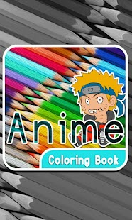 Anime Coloring Book - screenshot