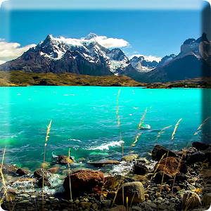 Landscape Video Live Wallpaper
