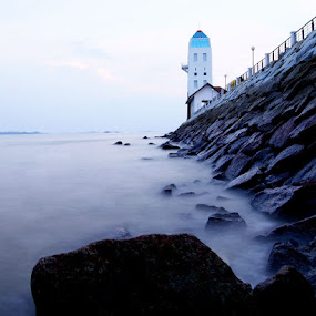 Sweet Afternoon by Roem Hasadi - Landscapes Waterscapes ( waterscape, indonesia, landscape, batam )