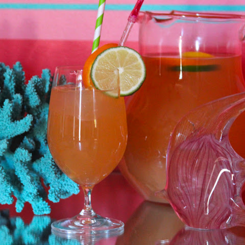 Cruz Bay Rum Punch