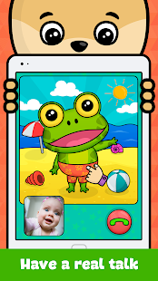 Free Baby phone kids games - animal sounds for toddlers APK for Windows 8