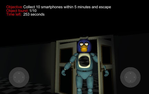 One night of jumpscare animatronic For PC