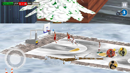 Play Basketball 2017 For PC