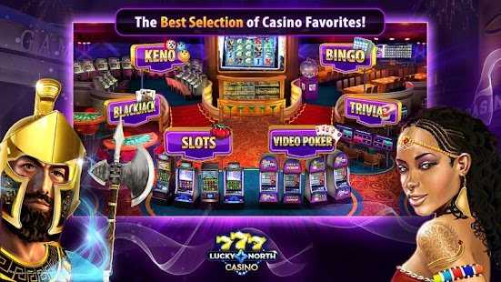 Game Lucky North Casino- Free Slots APK for Kindle