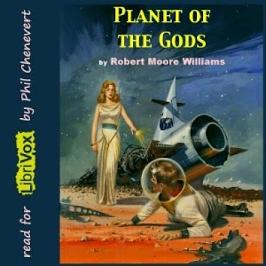 Planet of the Gods, Audio book