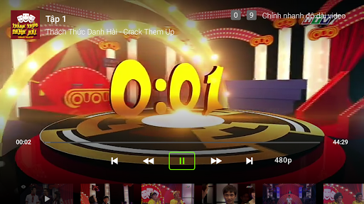 Zing TV for Android TV screenshot 5
