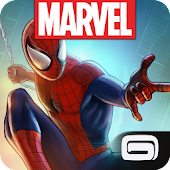 Spider-Man Unlimited APK for Bluestacks