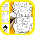 Download Learn to Draw Dragon Ball APK on PC