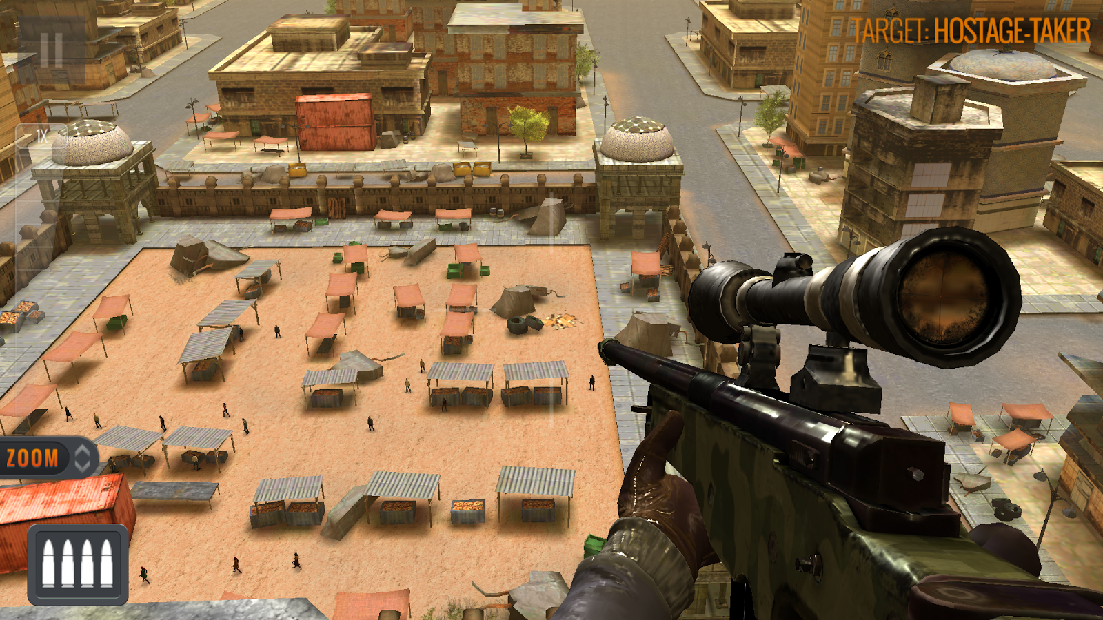 Sniper 3D Assassin Gun Shooter Screenshot 4