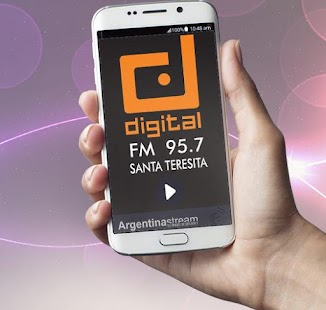 Digital FM 95.7 Santa Teresita - screenshot