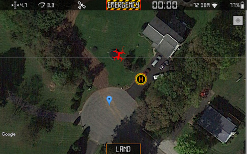 AR.Pro 3 for Bebop Drones- screenshot thumbnail