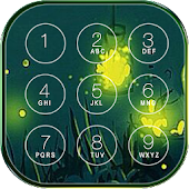 Firefly Lock Screen APK for Nokia