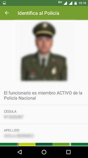 Código Nacional de Policía y Convivencia screenshot 8