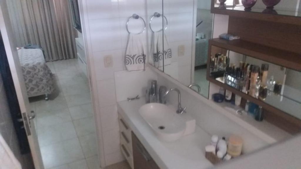 Apartamento com 3 dormitórios à venda, 168 m² por R$ 830.000 - Cabo Branco - João Pessoa/PB