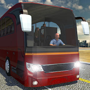 Coach Bus Simulator - Next-gen Driving School Test Icon