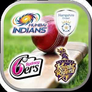 Cover art Logo Cricket Quiz