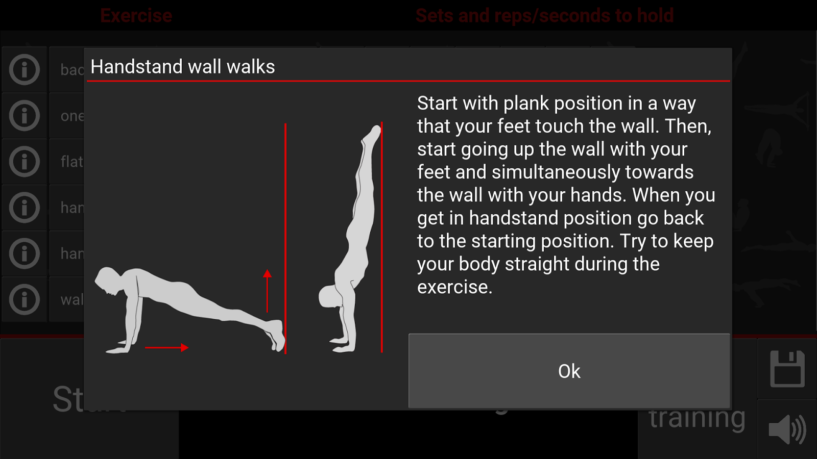 TrainingPal Screenshot 19